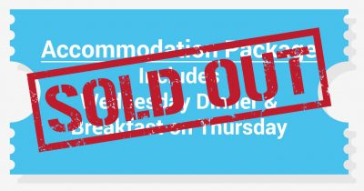 Accommodation Package Sold Out
